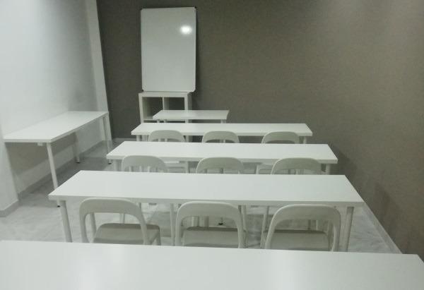 Serviços - Sala de Formação
