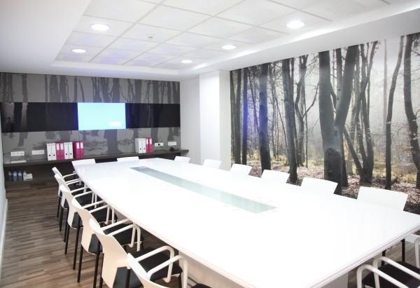 Serviços - Sala de Reuniões
